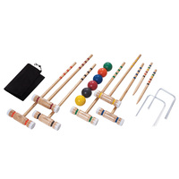 EastPoint Sports Recreational 6-Player Croquet Set