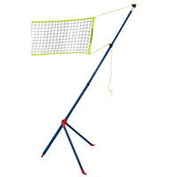 EastPoint Sports Easy Set-Up Volleyball & Badminton Set