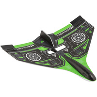 World Tech Toys Vertex RTF Motorized Glider Airplane