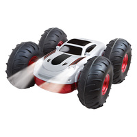 Sharper Image Flip Stunt Rally RC Car