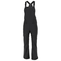 Body Glove Women's Snowsport Soft Shell Bib Overalls