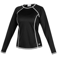 Speedo Women's Long-Sleeve Swim Tee
