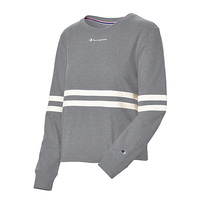 Champion Women's Heritage Long-Sleeve Stripe Tee