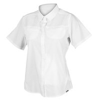 Pacific Trail Women's Stretch Vented Short-Sleeve Shirt