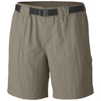 Columbia Women's Sandy River Khaki Cargo Shorts