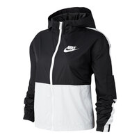 Nike Women's Sportswear Woven Full-Zip Jacket