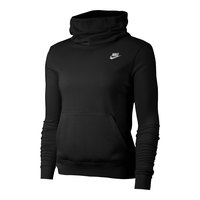 Nike Women's Sportswear Club Fleece Funnel-Neck Hoodie
