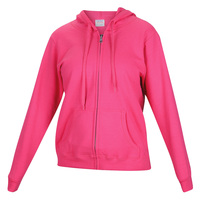 Gildan Women's Full-Zip Hooded Sweatshirt