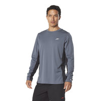 Speedo Men's Longview Long-Sleeve Swim Tee