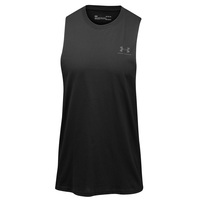 Under Armour Men's Sportstyle Left Chest Cut-Off Tee