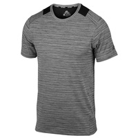 TEC-ONE Men's Fitted Not Tight Striker Short-Sleeve Crew Tee