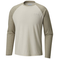 Columbia Men's Thistletown Park Raglan Long-Sleeve Shirt
