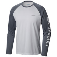 Columbia Men's Summit Sands Long-Sleeve Tee