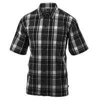 Dickies Men's Icon Yarn Dyed Plaid Camp Shirt