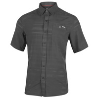 Pacific Trail Men's Air Permeable Short-Sleeve Button-Up Shirt