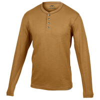 Pacific Trail Men's Long-Sleeve Henley