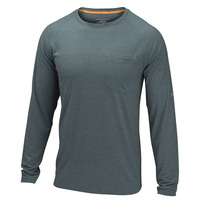 Pacific Trail Men's Performance Long-Sleeve Sun Protection Tee