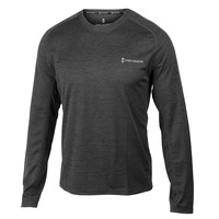 Free Country Men's Long-Sleeve Crew Neck Tee