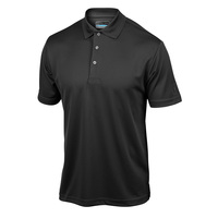 PGA TOUR Men's Airflux Solid Polo