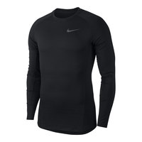 Nike Men's Pro Warm Long-Sleeve Crew