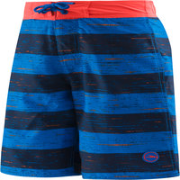 Speedo Boys' Thru Way Stripe E-Boardshorts
