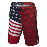 Laguna Boys' Gold Medalist Swim Trunks