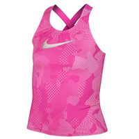 Nike Girls' Optic Camo Two-Piece Tankini