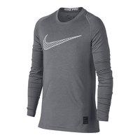 Nike Boys' Pro Long-Sleeve Top