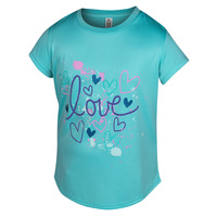TEC-ONE Girls' Lotus Graphic Tee