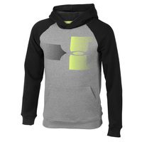 Under Armour Boys' UA Rival Logo Hoodie