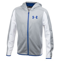 Under Armour Boys' Armour Fleece Full-Zip Hoodie