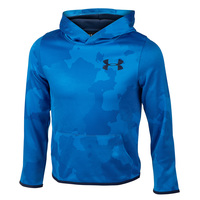 Under Armour Boys' Armour Fleece® Printed Hoodie