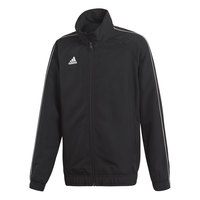 adidas Youth's Core 18 Training Jacket