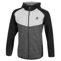 Russell Athletic Boys' Layup Comfort Fleece Full-Zip Hoodie