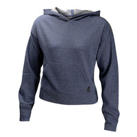 TEC-ONE Girls' Cropped Life Sparkle Hoodie
