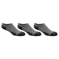 Nike Women's Everyday Max Cushion No-Show Training Socks - 3-Pack