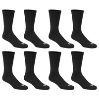 Wilson Men's Athletic Crew Socks - 8-Pack