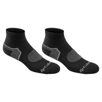 Columbia Women's Performance Walking Quarter-Crew Socks - 2-Pack
