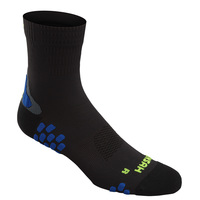 Zensah 3D Dotted Traction Running Socks