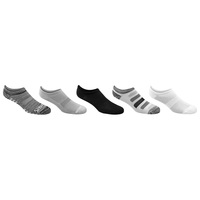 Spalding Women's Performance No-Show Socks - 5-Pack