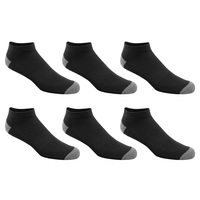 High Sierra Men's Performance Low-Cut Socks - 6-Pack