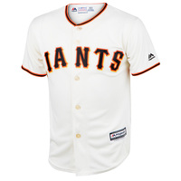 Majestic Athletic MLB Youth's Home Replica Cool Base Jersey