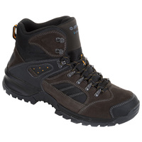 HI-TEC Black Rock Men's Waterproof Hiking Boots