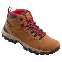 Columbia Newton Ridge Plus II Suede WP Men's Hiking Boots