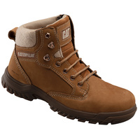 CAT Tess Steel Toe Women's Work Boots
