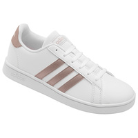 adidas Grand Court K Girls' Lifestyle Shoes