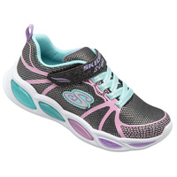 Skechers Shimmer Beams Sporty Glow Girls' Lifestyle Shoes