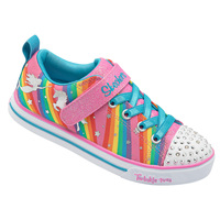 Skechers Sparkle Lite Magical Rainbows Girls' Lifestyle Shoes