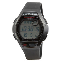 CASIO Runner Step Tracker Watch