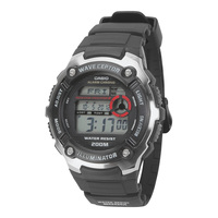 CASIO Men's Waveceptor Atomic Watch